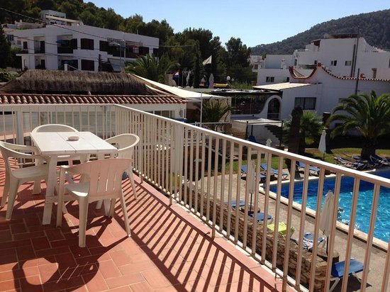 Cocomotion Apartaments : Balcony