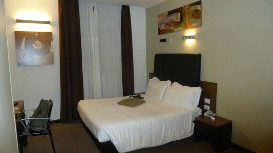 Hotel Rinascimento: спальня
