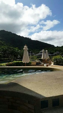 Pacific Club Resort: Great place to relax and unwind in the rooftop pool