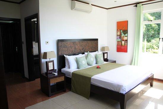 The Palm Seychelles : chambre