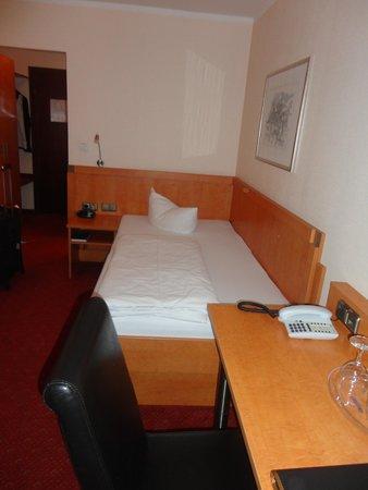 Hotel Weisser Hase: Bed