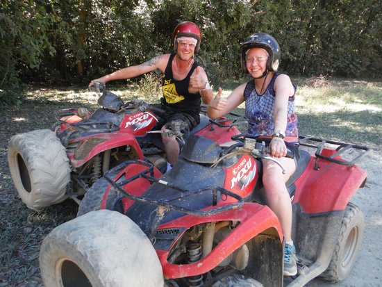 Down and Dirty Quad Bike Tours : Best day ever