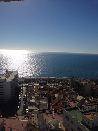 Gran Cervantes by Blue Sea: View from the roof