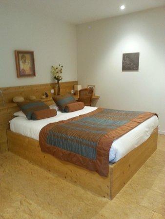 Auberge de Chavannes : chambre