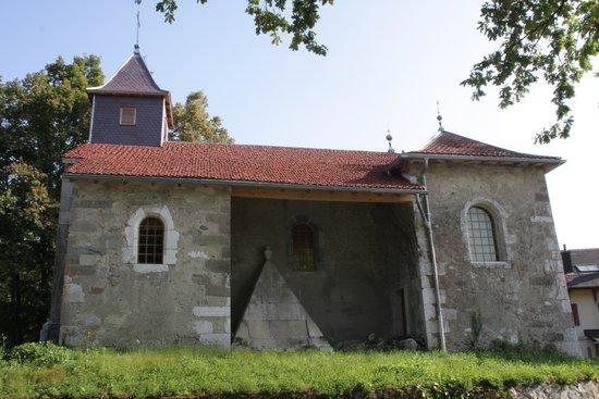 Chateau de Voltaire : The Church