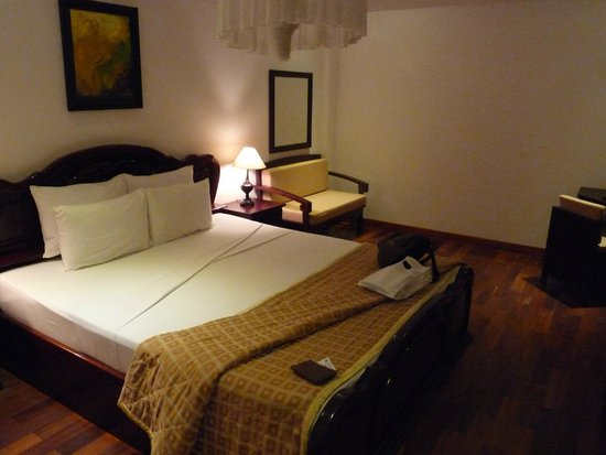 Thuy Duong 3 Hotel : La chambre