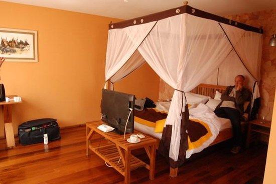 Hotel Sakamanga: Lux room
