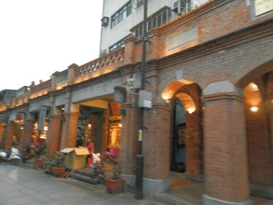 Sanhsia Old Street: 三峽老街2