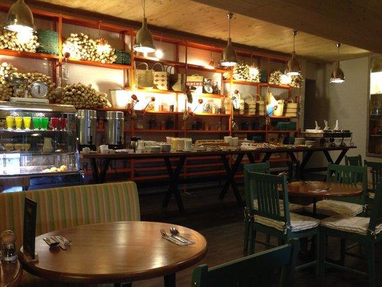 El Mercado Tunqui : Breakfast