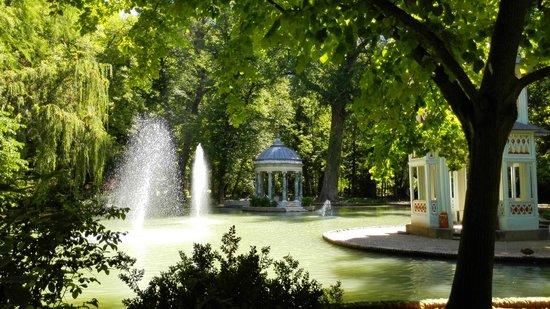 Jardines chinescos en el jardin del principe foto di for El jardin del principe
