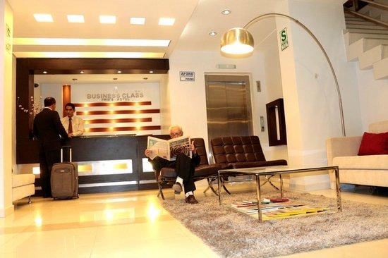 Business Class Prim's Hotel