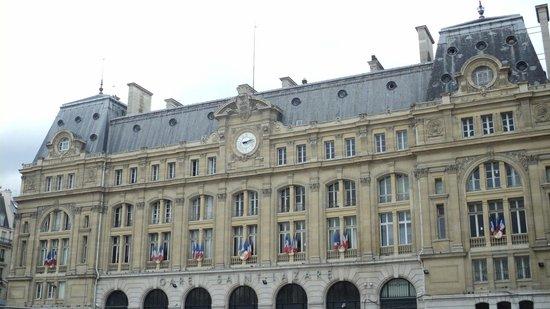 Gare St. Lazare: Вокзал Сен-Лазар
