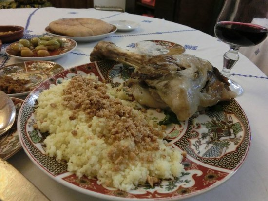 Restaurant dar hatim: ramb