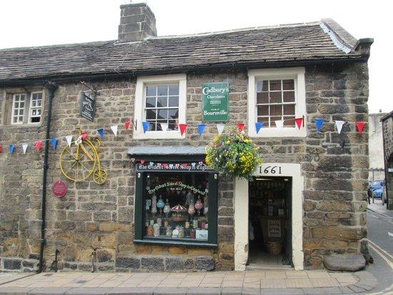 Oldest Sweet Shop In England