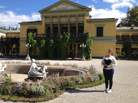 Kaiser-Villa: Kaiservilla