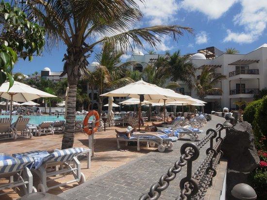 Princesa Yaiza Suite Hotel Resort: Pool