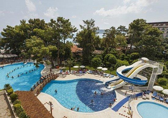 SENTIDO Palmet Resort : Pool