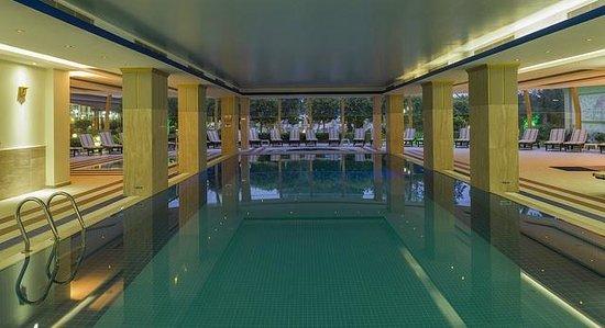 SENTIDO Palmet Resort : Indoorpool