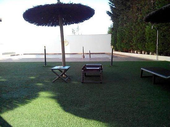 Hotel Andalussia: Piscina exterior