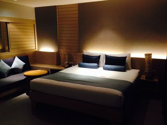 The ASHLEE Heights Patong Hotel & Suites : My room