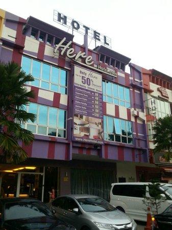 HereHotel.com: Hotel