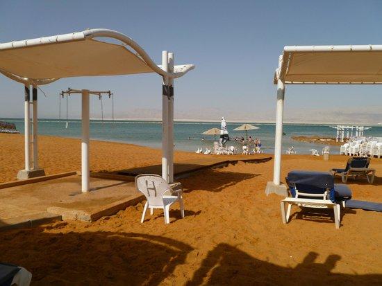Hod Hamidbar Resort and Spa Hotel: Not your average beach