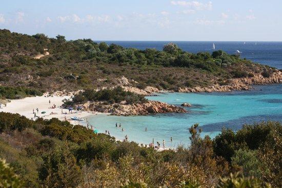 Spiaggia del Principe: Spiaggia del principe - Piccolo Romazzino- Cala di Volpe