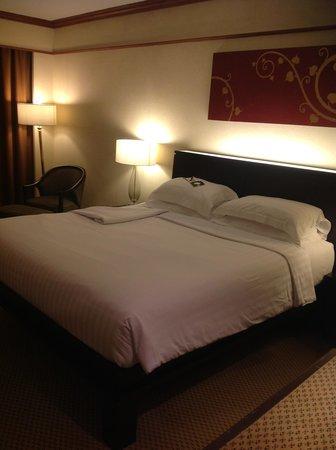 The Sukosol: ベッドの寝心地はよいです