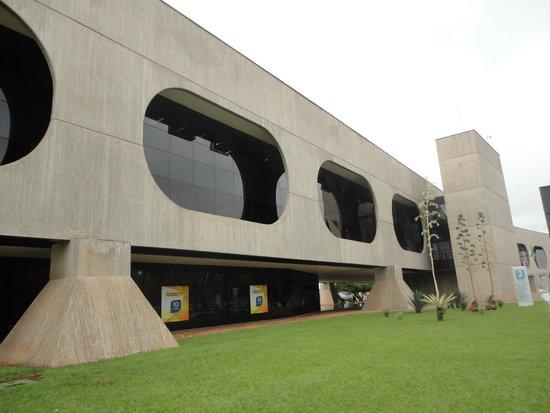 Banco do Brasil Cultural Centre: Fachada - Arquitetura Niemeyer