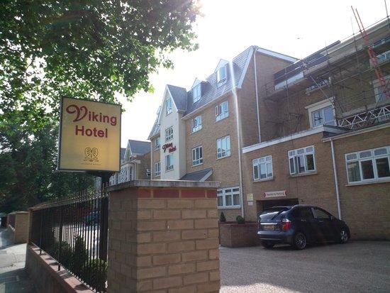 Viking Hotel: ベッドルーム1