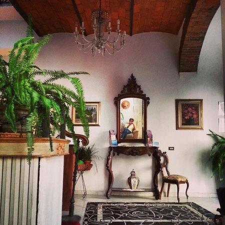 Soggiorno Sogna Firenze: Ресепшн миниотеля
