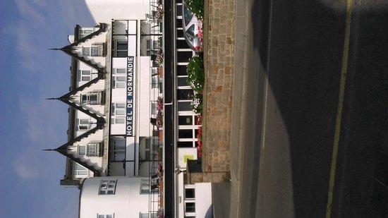 Hotel De Normandie: My own photo taken 16/9/14 :-)