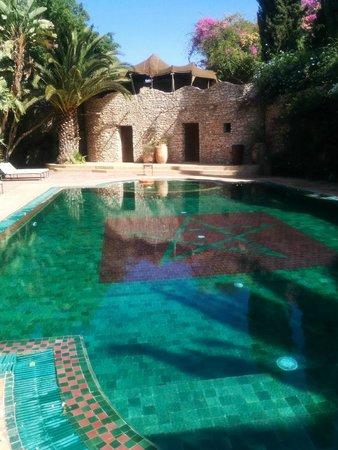 Le Jardin des Douars : Kids pool