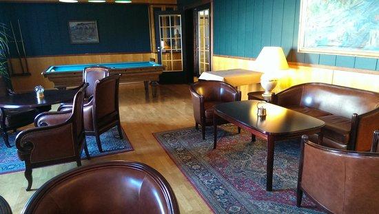Spitsbergen Hotel: Lobby