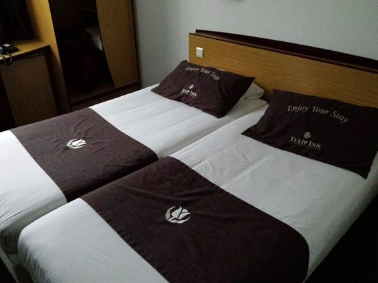 Tulip Inn Antwerpen : Room