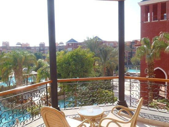 The Grand Resort Hurghada: Altid smuk udsigt mod poolområdet