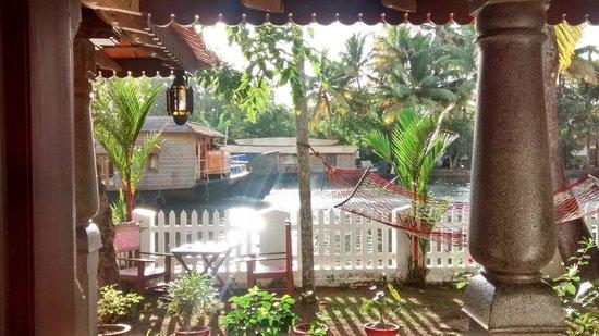 Bamboo Lagoon Backwater Front Resort: Beautiful View