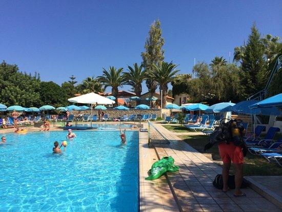 Hotel Rethymnon Mare : Pool