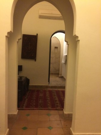 Riad Maud : ma chambre