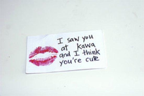 Cute Business Cards Picture of Kawa Cafe Sydney TripAdvisor