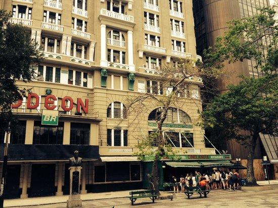 Cinelandia : Odeon