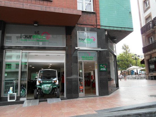 Tienda Tourelec