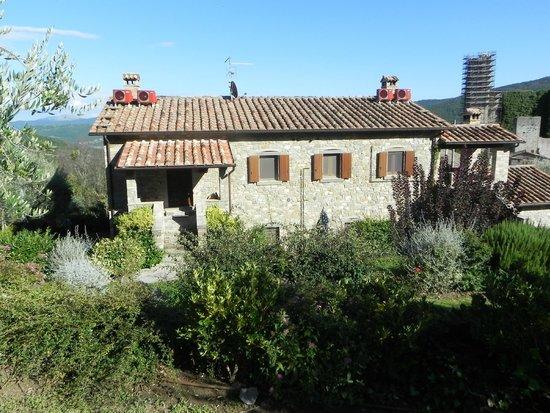 Agriturismo Rocca di Pierle: Magnificent Villa