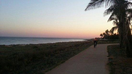 Ibis Styles Port Hedland: View at sunset