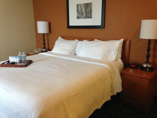 Fairfield Inn New York LaGuardia Airport/Flushing: Sleeping Room