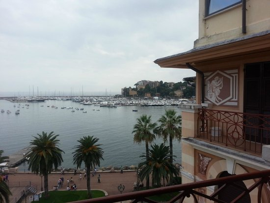 Hotel Miramare : View from balcony