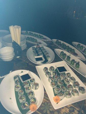 Gilgamesh Restaurant Lounge Bar: Some more food