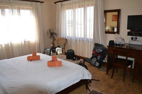 Meerkat Guesthouse : kamer