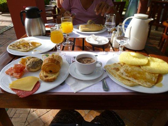Hotel Kenzi Farah : Petit-déjeuner