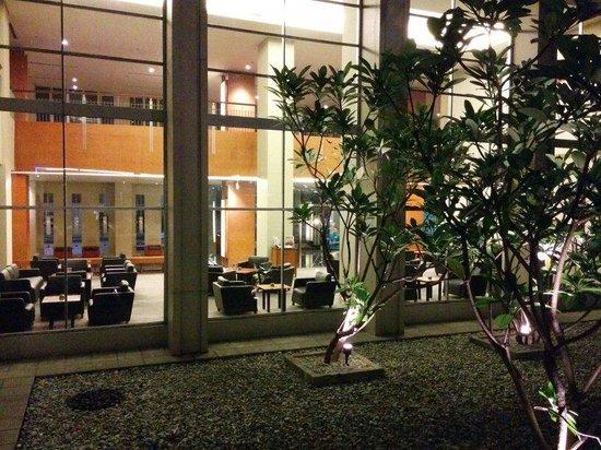 Alila Jakarta : Restaurant View